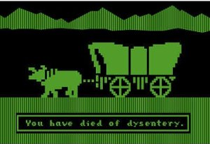 Dysentary revisiting the oregon trail in your web browser edsurge news,Oregon Trail Meme